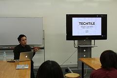 Lecture at Tamabi 2013